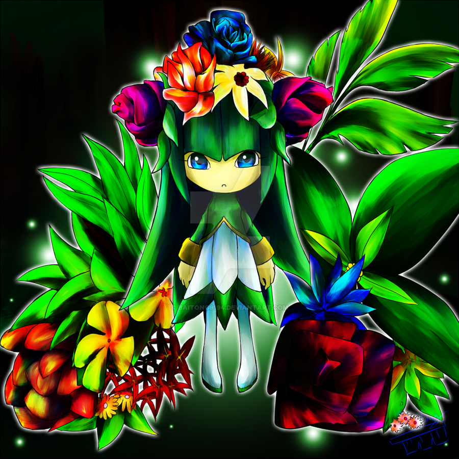 cosmo the seedrian by baitong9194 on deviantart