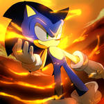 One Hour Sonic - Sonic and Flame of Judgment