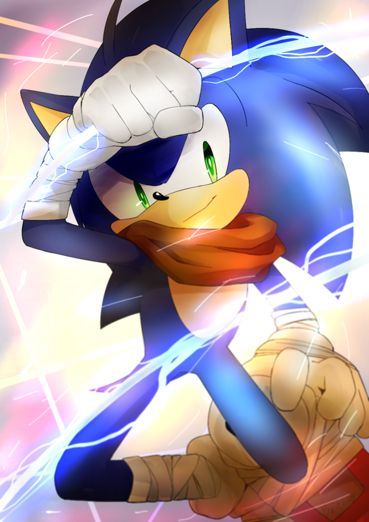 Sonic by Baitong9194
