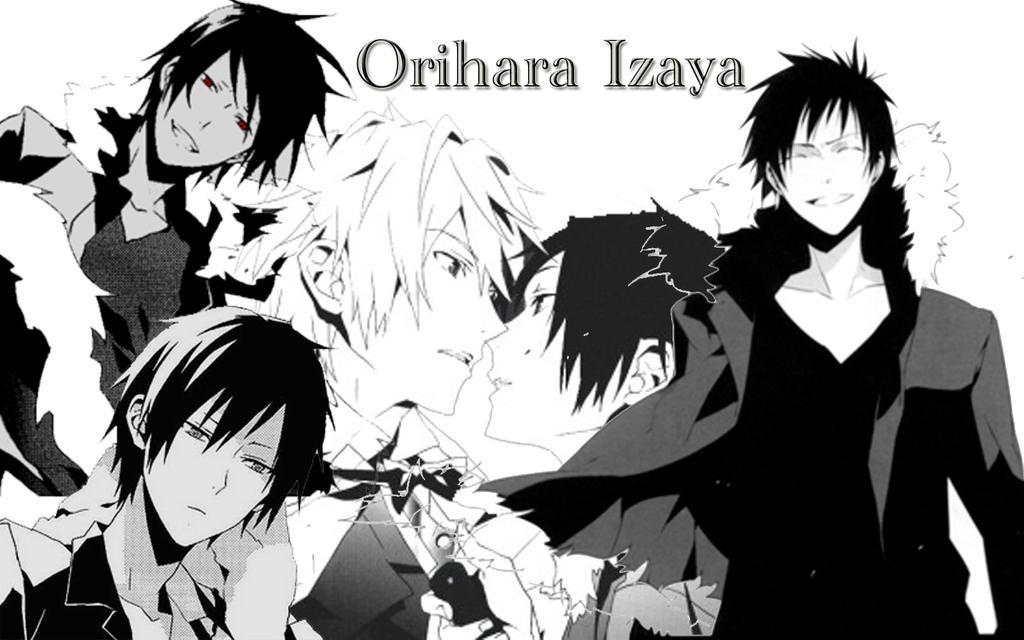 Orihara Izaya by MegumiHeart