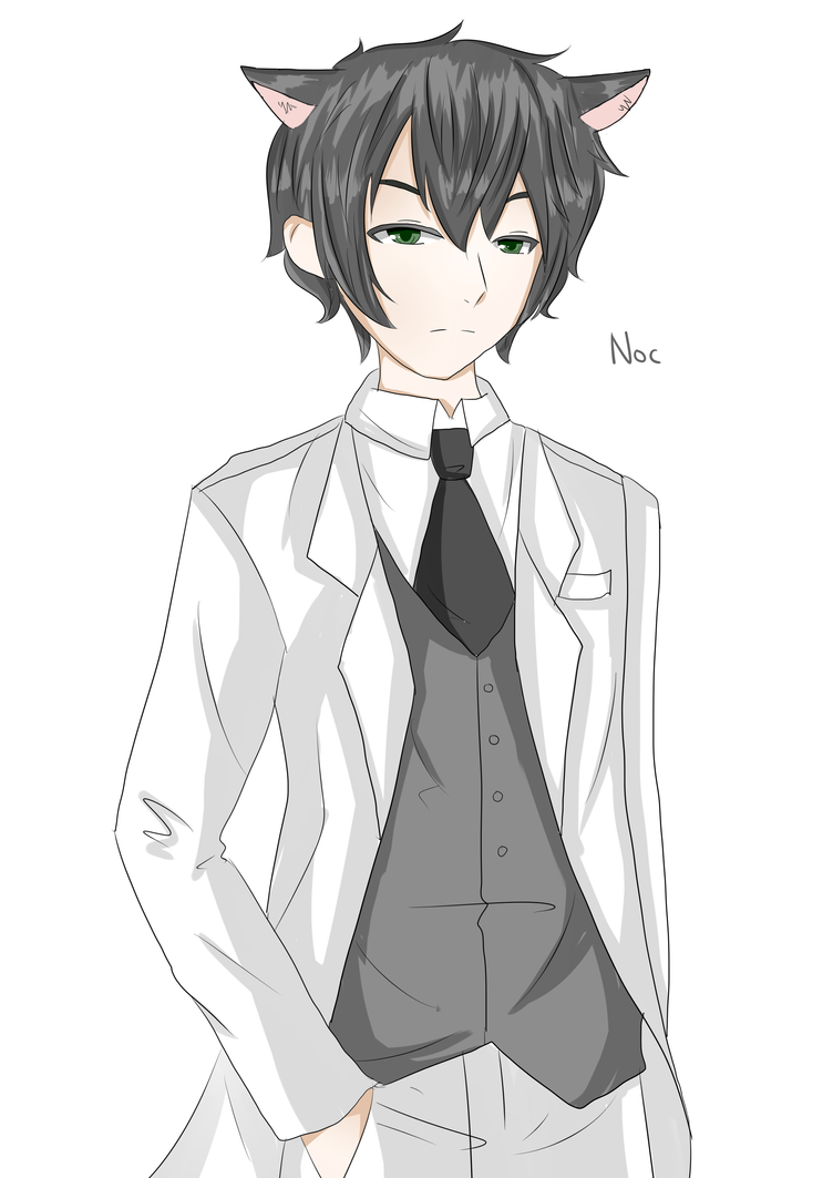 Noc by MegumiHeart