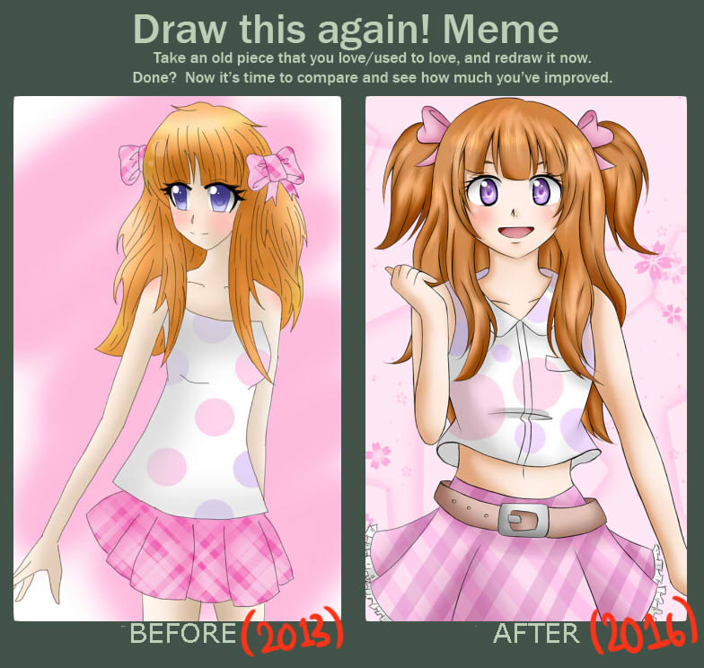 Draw this again by MegumiHeart