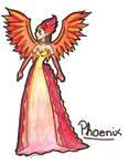 Phoenix for the Masquerade