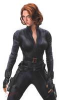 Black Widow by Ultrajack