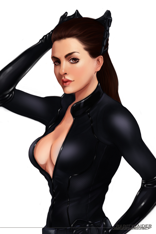 New Catwoman by Ultrajack