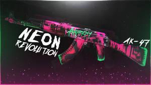 AK47 - Neon Revolution