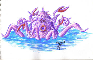 Octocrab by OnyxFlame