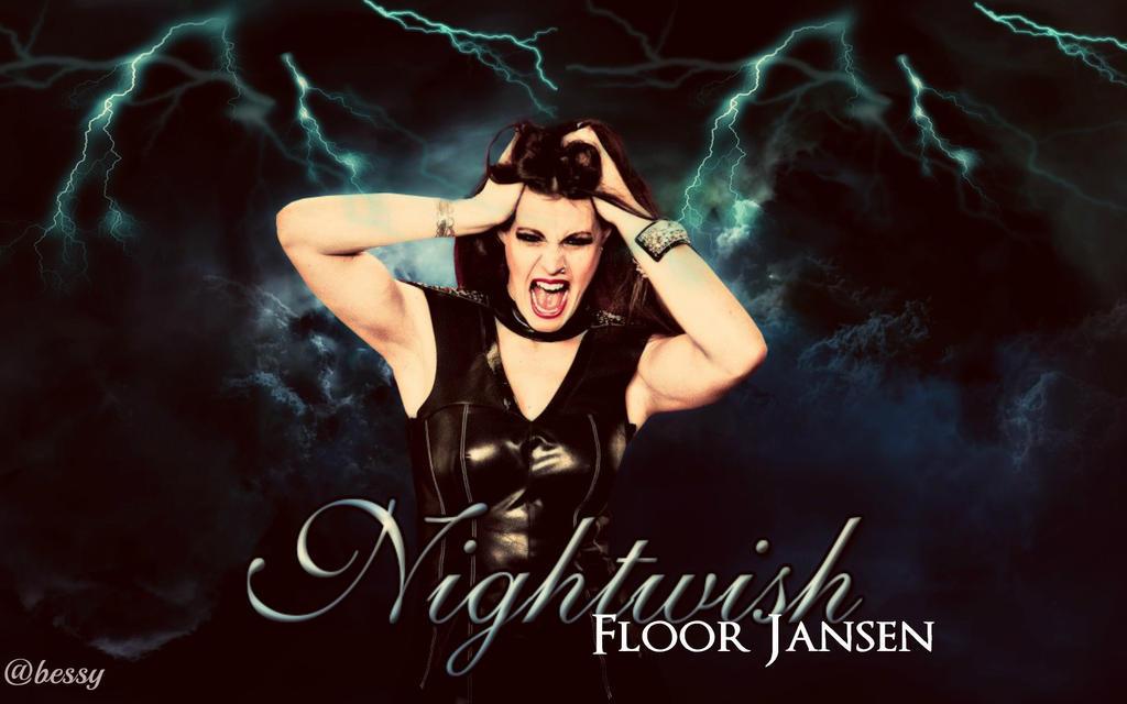 Floor jansen from nightwish by evanbessy on deviantart for Floor nightwish