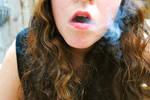 Lips of pur Smoke