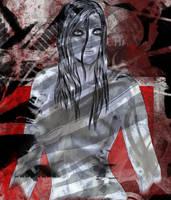 Gothic girl by Glaubart