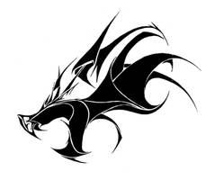 Dragon Tattoo by Glaubart