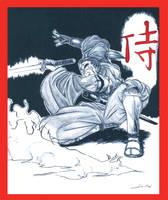 Samurai in anger by Glaubart