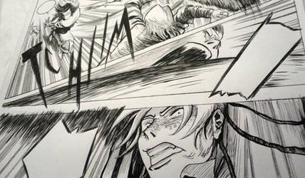 Louis De Dampierre Manga2 by Glaubart