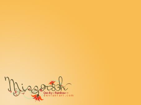 orange flowers by miss9r83h
