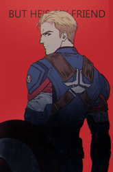 Capt. America - Civil War by Sined-Style