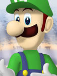 Character Portrait: Luigi
