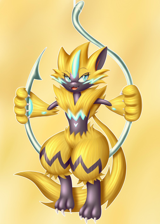 Furry Pokemon