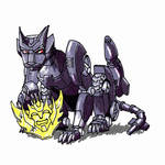 One Rodimus star for being Ships Cat