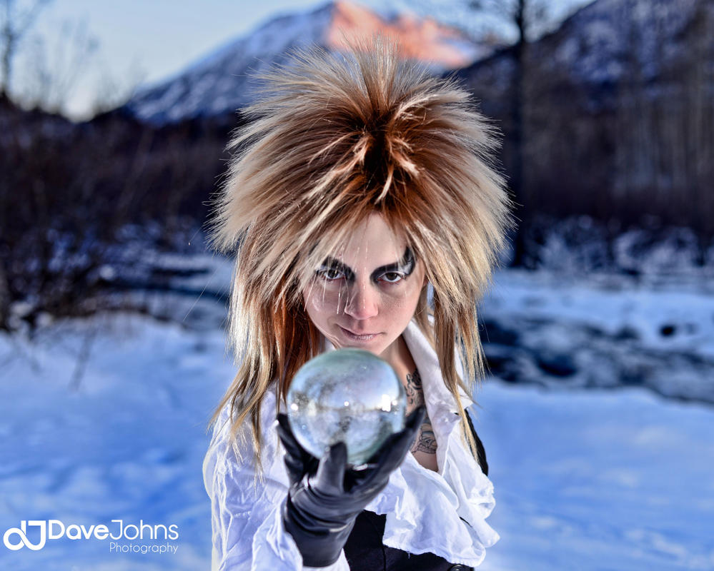 The Goblin King Uncropped by Djohns