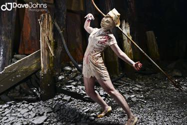 Silent Hill Nurse by Djohns