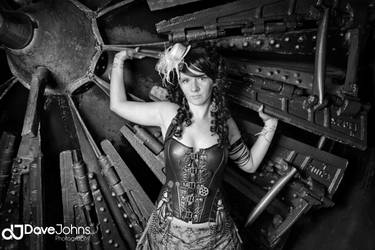 Lindsey - SteamPunk by Djohns
