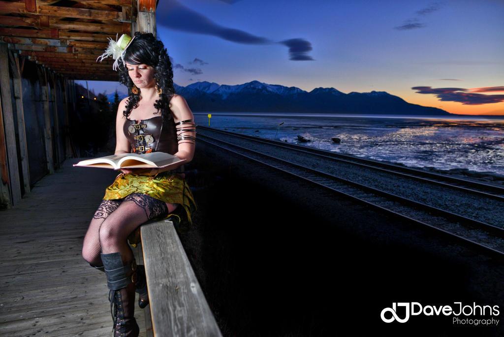 Lindsey - Steampunk-ish by Djohns