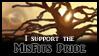 I Support The Misfits by Kitana000