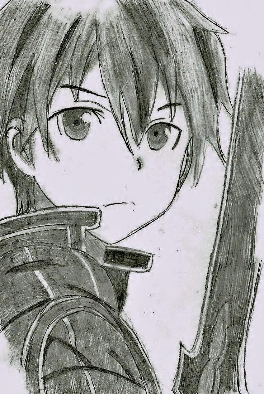 Kirito Sword Art Online By Twin Gamer On Deviantart