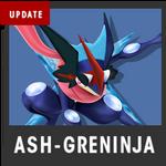 Ash-Greninja is a newcomer?! -Icon-