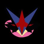 Ash's Greninja (Smash Bros. Ultimate) Stock icon