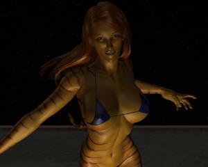Tigra in the night 10