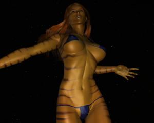 Tigra in the night 13
