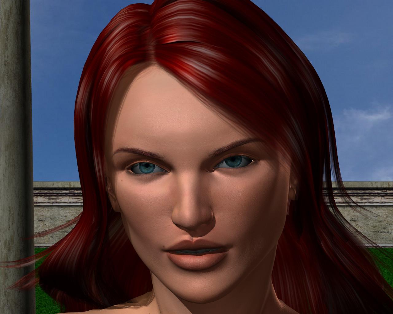 Fantasy female Dwarves 04