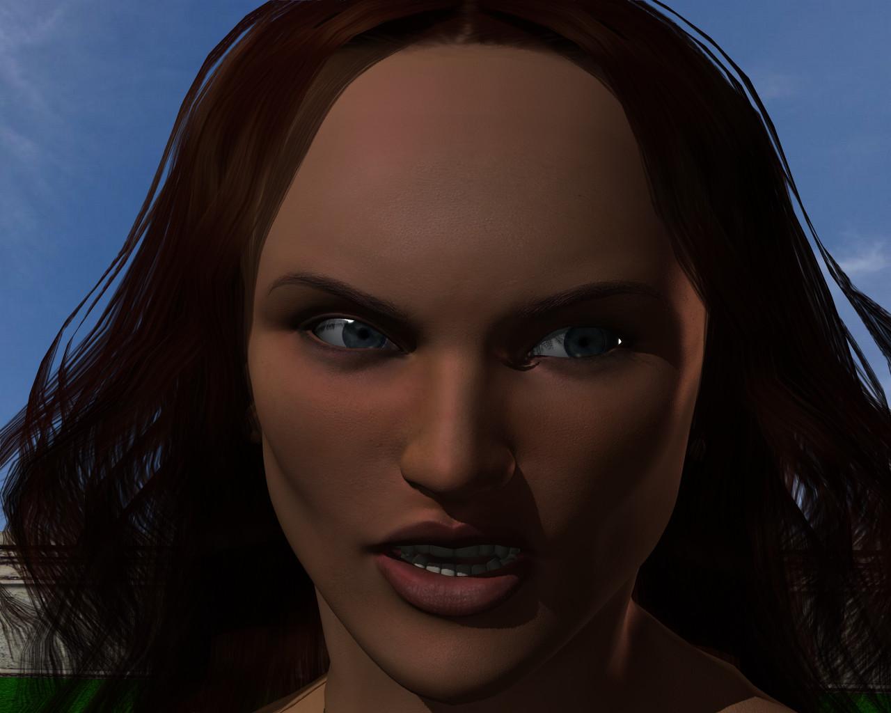 Fantasy female Dwarves 09