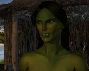 Orchesse - orc females 12