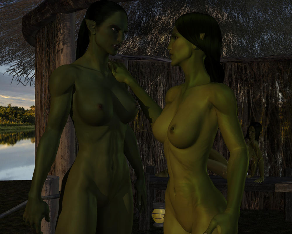 Orc female naked uncensored hentai photos