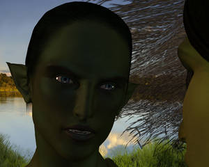 Orchesse - orc females 21