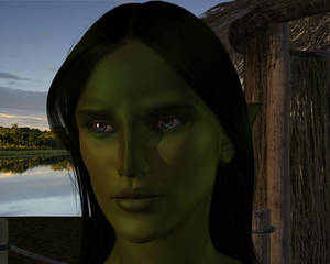 Orchesse - orc females 25