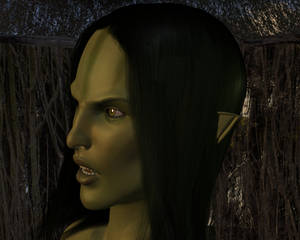 Orchesse - orc females 28