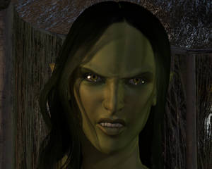 Orchesse - orc females 31