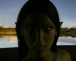 Orchesse - orc females 32