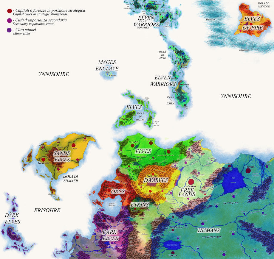 Fantasy world map political by morgancygnus on deviantart fantasy world map political by morgancygnus gumiabroncs Choice Image