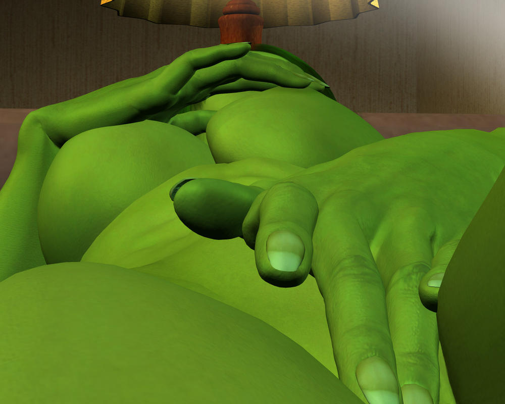 Hulk Sexy 107