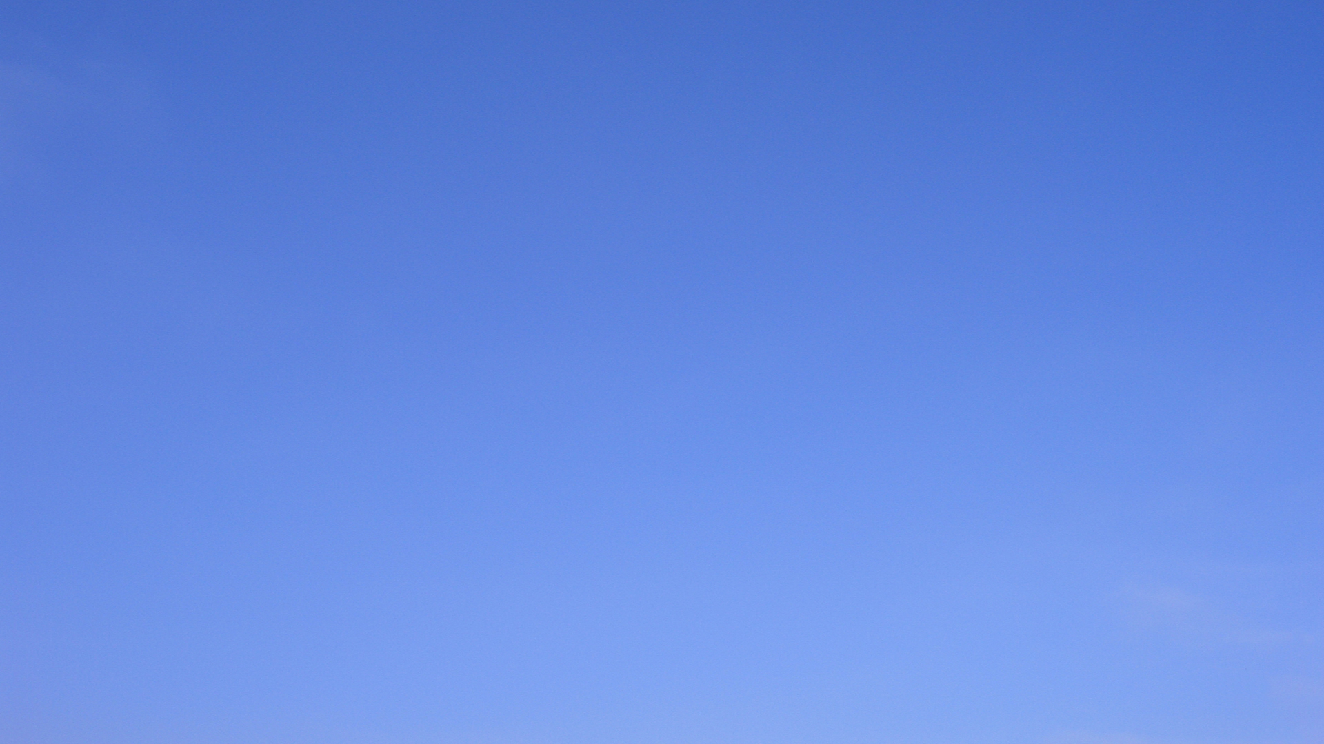 Cielo limpido - Clear sky