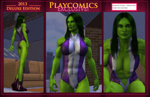Playcomics 2013 Celebrative Edition!