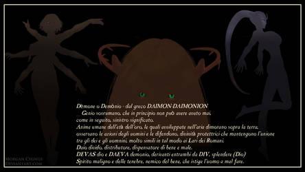 Etimologia Demone