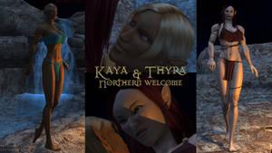 Kaya e Thyra anteprima