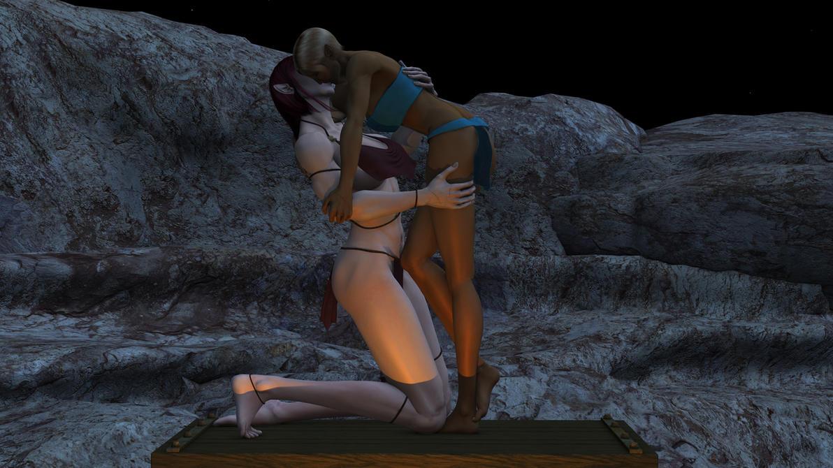 Porn 3delf erotic clips