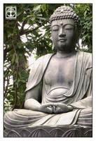 Buddha by SchwarzWieEbenholZ