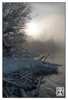 Snow Stake by SchwarzWieEbenholZ